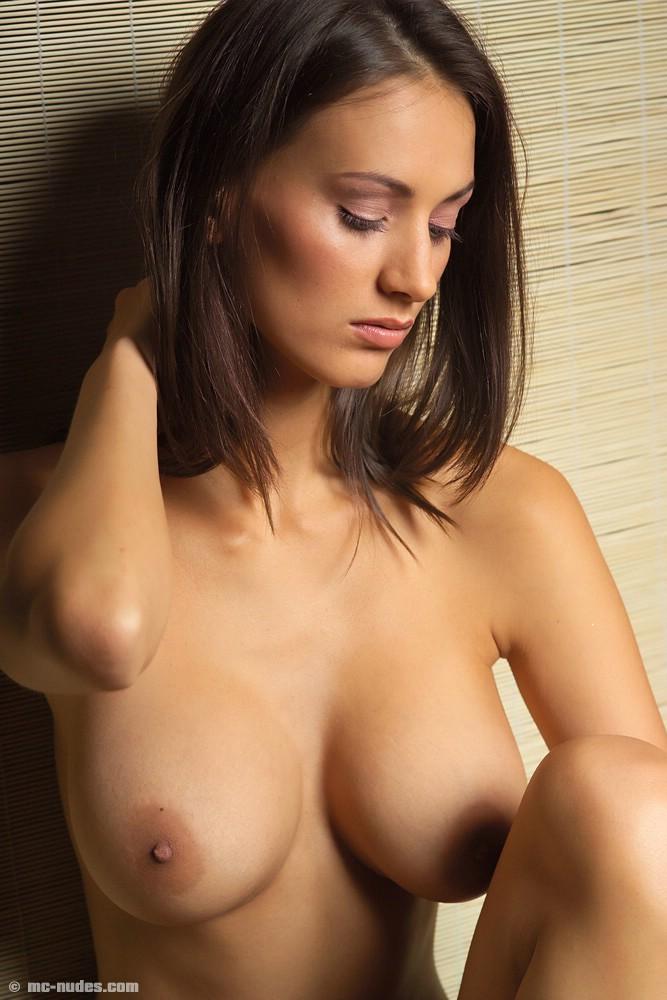 Busty girl topless hidden cam 2