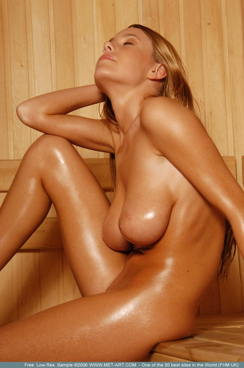 Karina sauna nude girls speaking