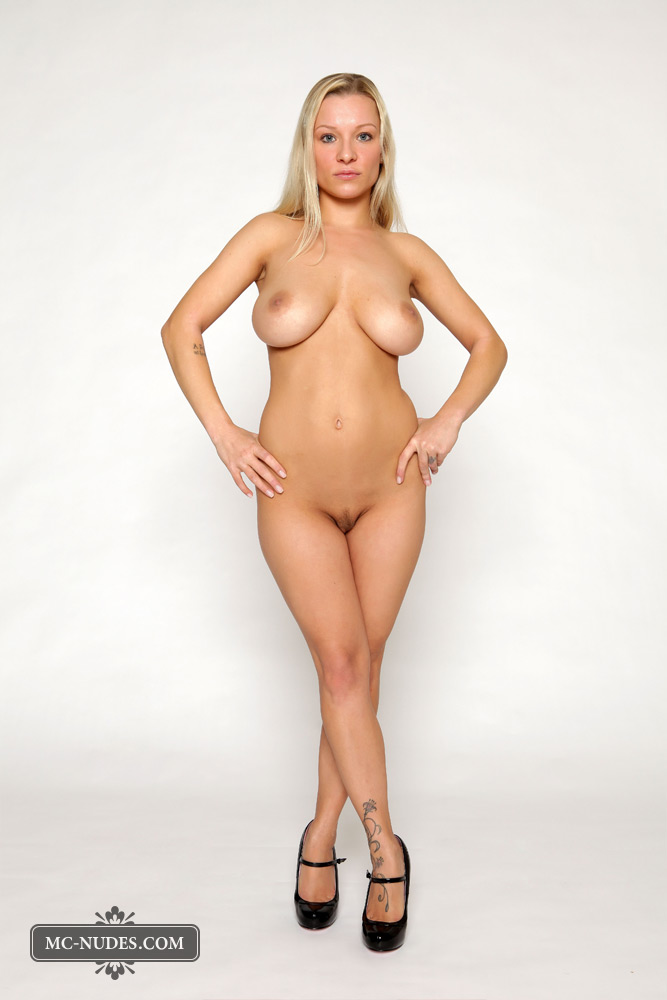 from Gary best nudes in heels