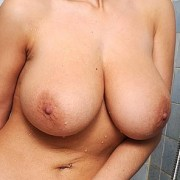 Katarina Big Tits in the Shower