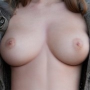 Josephine Nude by the Rocks