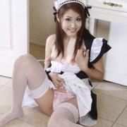 Sexy Teen Maid Lori Mizuki