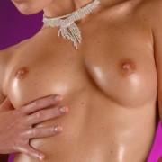 Sexy Brunette Nella Nude