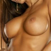 Lucia Tovar Showing Her Huge Tits