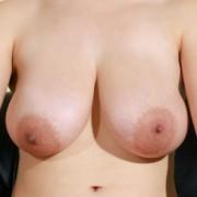 Busty Beauty Savina Naked on the Couch