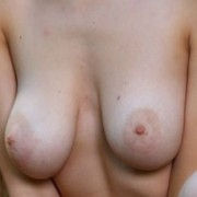 Busty Beauty Izabella Naked in the Forest
