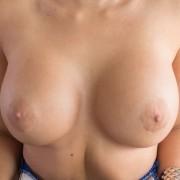 Tahlia Paris Blue Bodysuit Tits