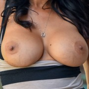 Sexy Milf Isis Stripping