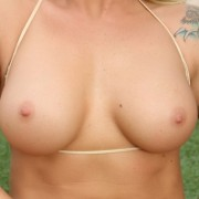 Brooke Haven gets Naked Outside