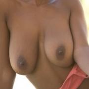 Jezebel Vessir Stretching Topless