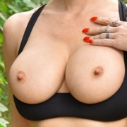 Jessica Jaymes Showing Her Tits