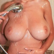 Jana Defi with Wet Boobs